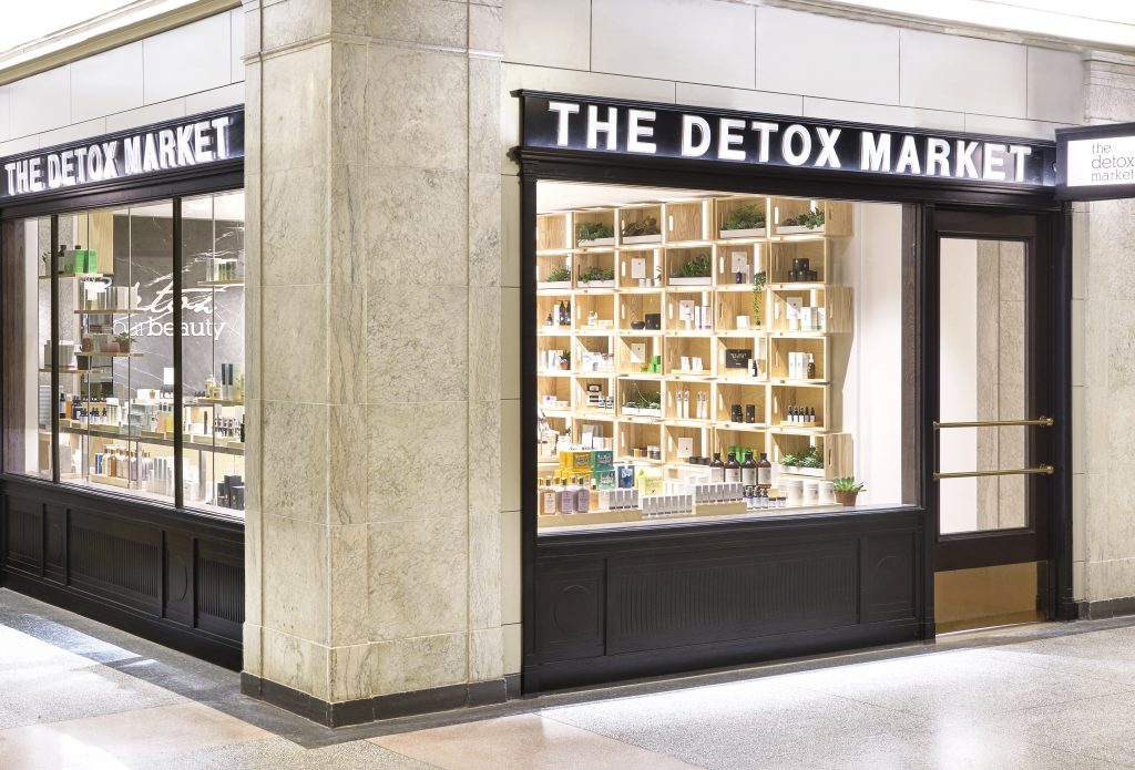Union Station The Detox Market