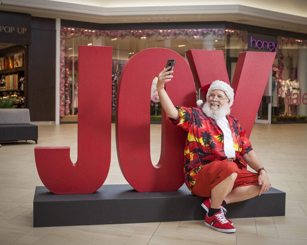 Hillcrest Santa